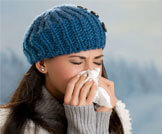 تأثير الطقس البارد على الجسم