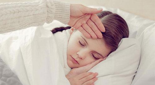أمراض تسبب الحمى لدى الطفل