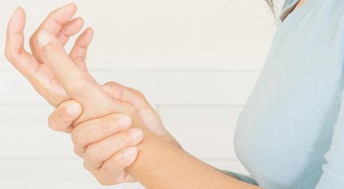 أسباب وعلاج ألم المعصم