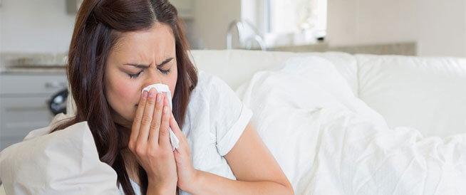 أمراض تبدأ بأعراض البرد والأنفلونزا الشائعة