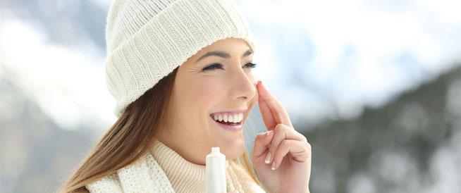مرطبات طبيعية للجلد في موسم الشتاء