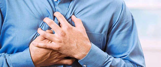 مضاعفات الذبحة الصدرية يجب الإنتباه لها