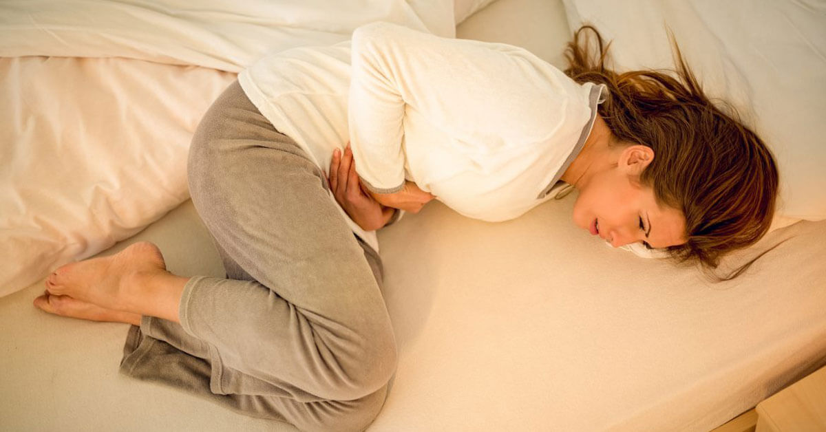الام أسفل البطن عند النساء الطبيعي وغير الطبيعي ويب طب