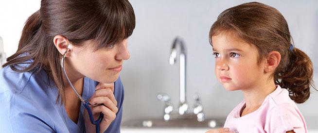 طرق اكتشاف حساسية الصدر لدى الطفل
