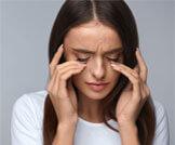 أعراض الجلوكوما
