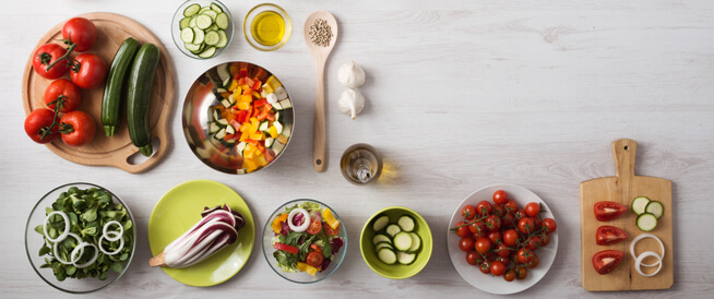 5 خطوات للحصول على غذاء منخفض الصوديوم
