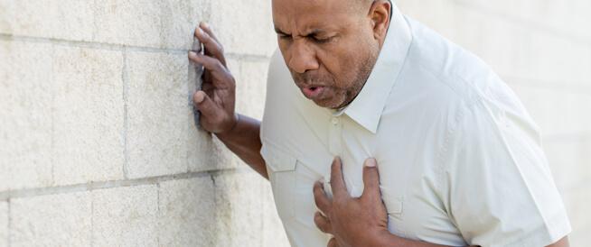 اعراض ضيق التنفس ومعلومات أخرى