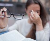أعراض ضعف النظر