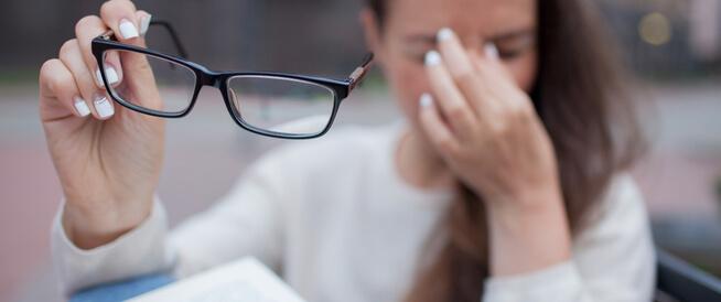 أعراض ضعف النظر: إليك أهم التفاصيل
