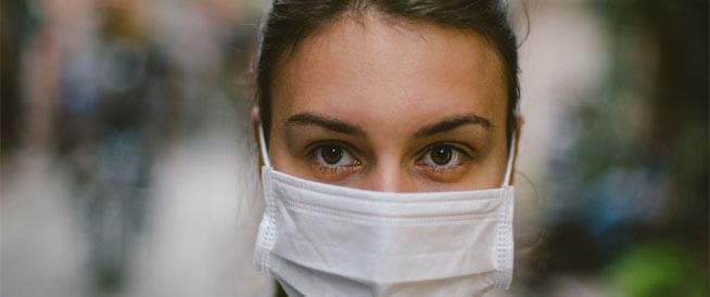 كمامة الوجه: هل تحمي من الفيروسات؟
