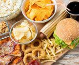 أطعمة غنية بدهون سيئة