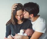 المشاكل الزوجية بعد الولادة