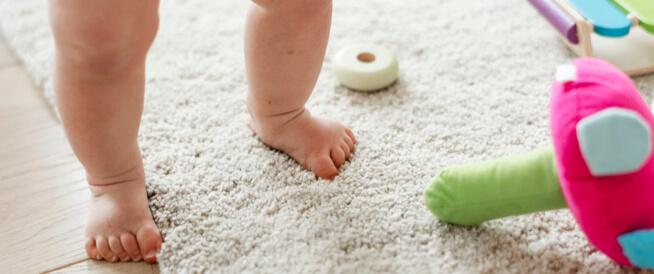 أفضل الخدع لتعزيز حركة الرضيع