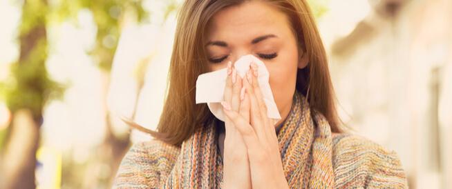 7 أطعمة لتخفيف أعراض الحساسية الموسمية
