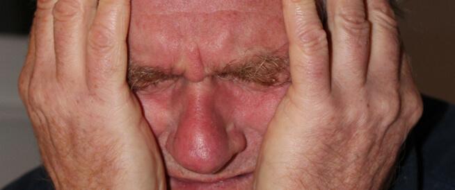 اعراض التهاب الاعصاب في الراس