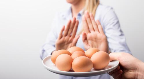 حساسية البيض: ماذا تعرف عنها؟