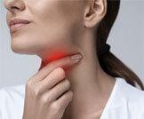 التهاب الحلق البكتيري والفيروسي
