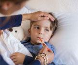 متى يحتاج الطفل للمضاد الحيوي