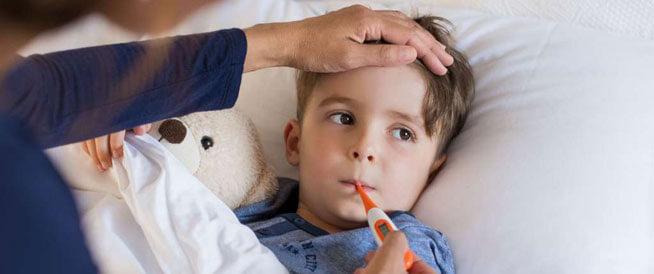 متى يحتاج الطفل إلى المضاد الحيوي؟