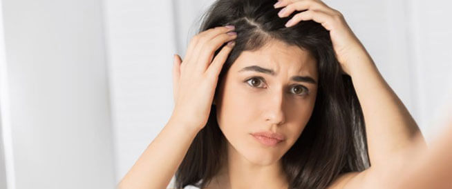 وصفات طبيعية لعلاج فراغات الشعر