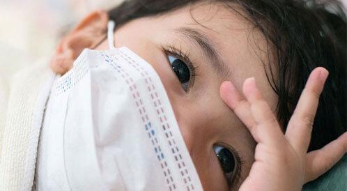 حماية الأطفال من فيروس كورورنا