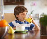 مشروبات صحية للأطفال