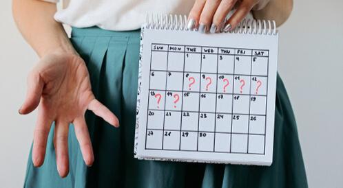أسباب تأخير الدورة الشهرية