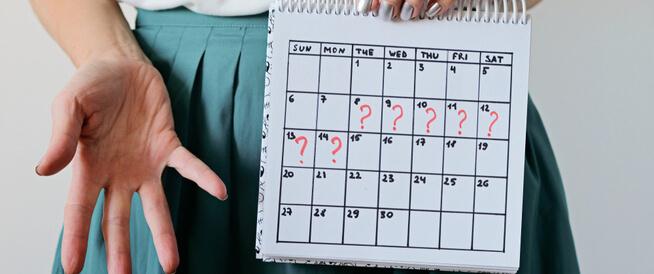 أسباب تأخير الدورة الشهرية ومعلومات أخرى