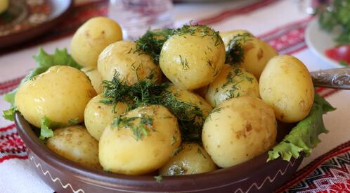 رجيم البطاطا
