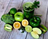 العصير الاخضر