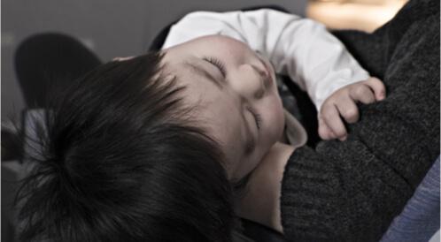 اللحمية عند الاطفال