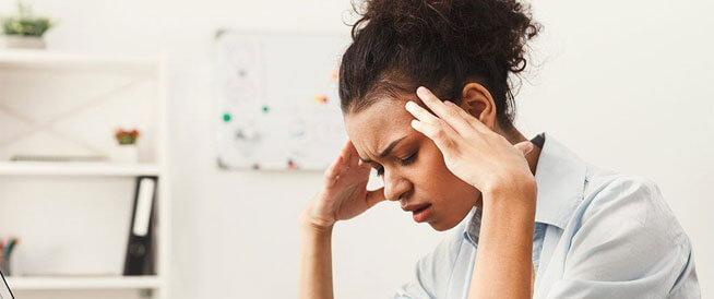 أعراض التوتر العصبي وتأثيره على الجسم