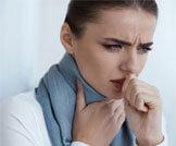 أعراض السعال الديكي