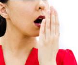 رائحة الفم الكريهة من المعدة