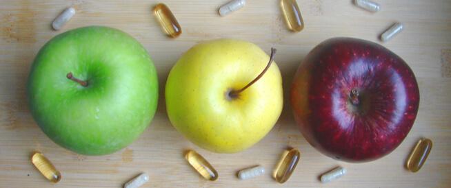 حبوب خل التفاح بين أضرار وفوائد ويب طب