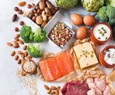 أسباب وعلاج نقص البروتين