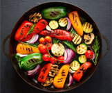 خضروات تزداد فوائدها بعد الطهي