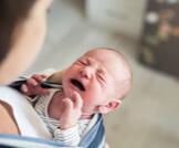 بكاء الرضيع