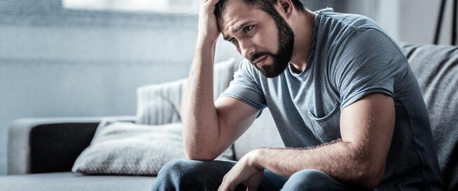 أعراض الاكتئاب الحاد