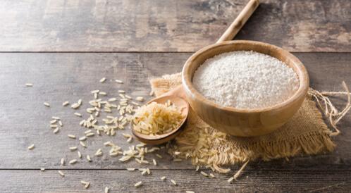 دقيق الأرز
