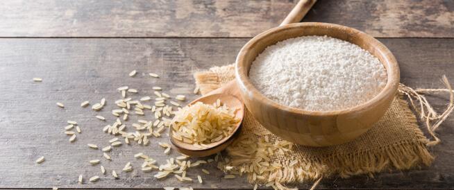 دقيق الأرز: بديل صحي لدقيق القمح؟