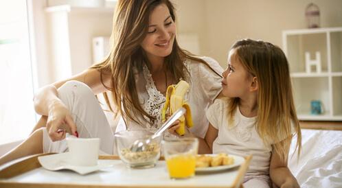 فوائد الموز للأطفال