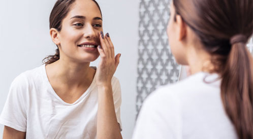 فوائد معجون الاسنان للوجه