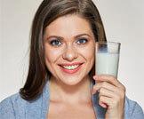 فوائد الحليب للوجه