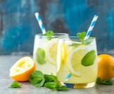 فوائد عصير الليمون والنّعناع