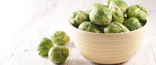 كرنب بروكسل: غذاء خارق بفوائد مذهلة