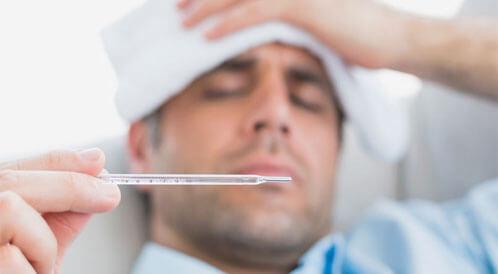 علاج الحمى للبالغين