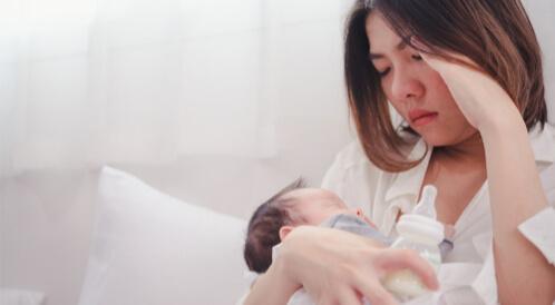 ارتعاج ما بعد الولادة
