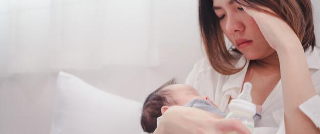 ارتعاج ما بعد الولادة: نوع نادر من تسمم الحمل