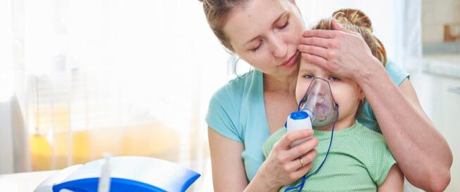 علاج السعال الديكي للاطفال